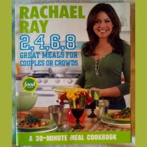 RACHAEL RAY GREAT MEALS FOR COUPLES + CROWDS BOOK